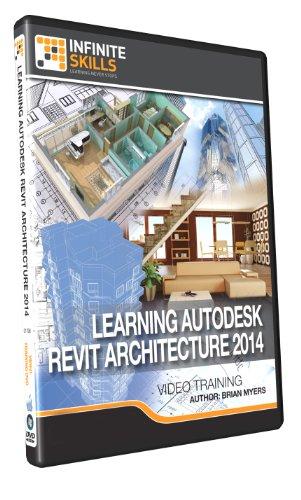 Learning Autodesk Revit Architecture 2014 Training DVD (PC/Mac)