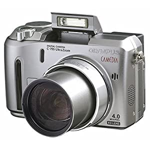 Olympus Camedia C755 Reviews