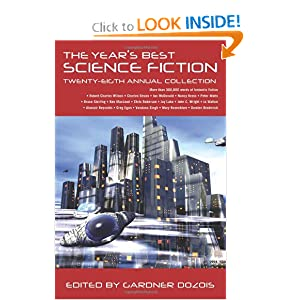 The Year's Best Science Fiction: Twenty-Eighth Annual Collection by Gardner R. Dozois