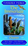 The Immortals Boxed Set (Wild Magic + Wolf-Speaker + Emperor Mage + The Realms of the Gods) (0375827005) by Pierce, Tamora