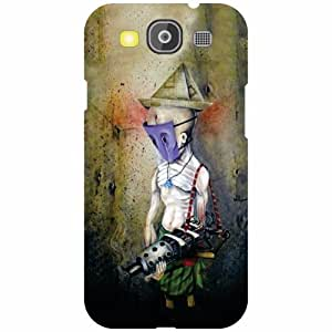 Samsung Galaxy S3 NeoR Back Cover - Matte Finish Phone Cover