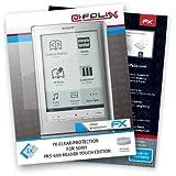 AtFoliX FX-Clear Displayschutzfolie f1/4r Sony PRS-600 Reader Touch Edition