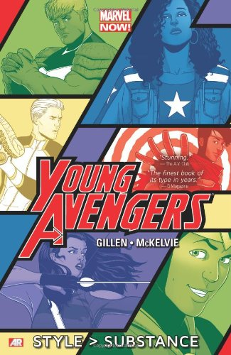 Young Avengers, Vol. 1