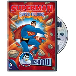 Superman Super Villains: Bizarro