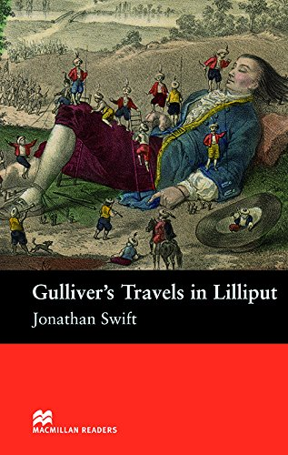 MR (S) Gulliver in Lilliput: Starter Level (Macmillan Readers 2008)