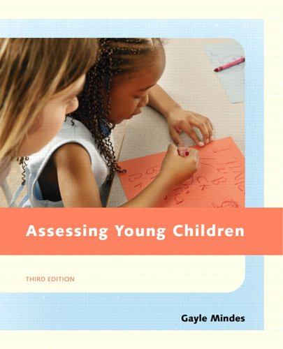 Assessing Young Children (3rd Edition)