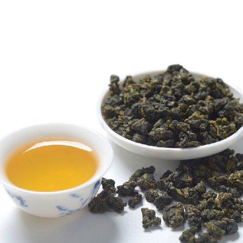 Alishan Taiwan Dongding Dong Ding Oolong Tea High Mountain Tea Zhulu Jin Xuan Oolong Tea 150G