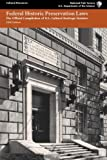 img - for Federal Historic Preservation Laws: The Official Compilation of U. S. Cultural Heritage Statutes book / textbook / text book