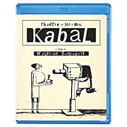 Theatre of Mr & Mrs Kabal [Blu-ray]