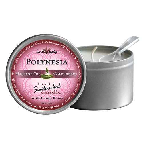Earthly Body 3 in 1 Polynesia Candle