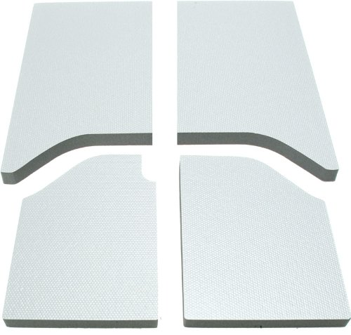 Dei 050142 Boom Mat White Sound Deadening Headliner For