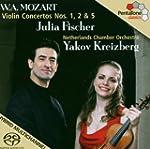 Mozart: Violin Concertos Nos 1, 2, 5...