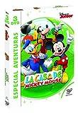 DUOPACK 3dvd AVENTURAS CASA MICKEY MOUSE