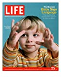 510XbmsOIVL. SL160  Two year old Bradley Pickren using baby sign language to communicate, February 25, 2005 Photographic Poster Print by Gabrielle Revere, 11x14