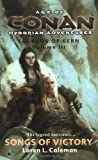 Age of Conan: Songs of Victory: Legends of Kern, Volume IIl (0441013104) by Coleman, Loren
