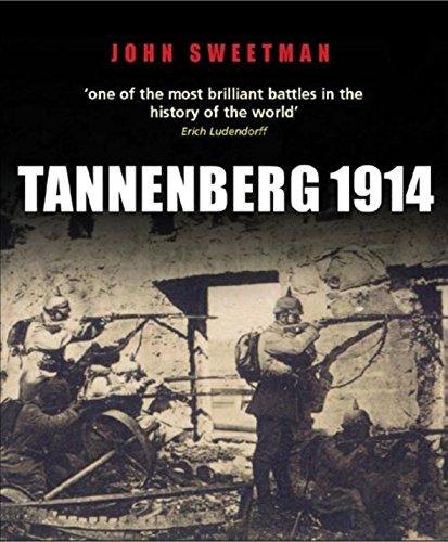 Tannenberg 1914, Sweetman, John