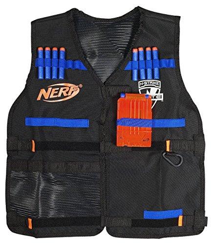Nerf A0250148 - N-Strike Elite Battle Weste, Nerf Zubehör