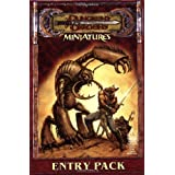 D&D Miniatures Starter Pack: A D&D Miniatures Game Product (D&D Miniatures Product) ~ Wizards Team