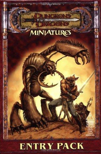 D&D Miniatures Starter Pack: A D&D Miniatures Game Product (D&D Miniatures Product)