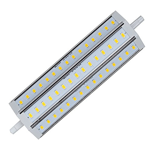 Warm White R7S 5630 45Smd 15W 90-265V 1400Lm 189Mm*51*31Mm Led Bulb
