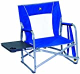 GCI Outdoor Slim-Fold Event Chair, Royal