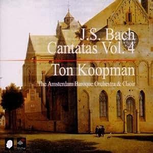 J.S. Bach: Cantatas, Vol. 4