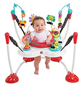 Sassy Inspire The Senses Bounce Around Activity Center