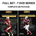 Complete C4 Self-Correct System, 7-DVD series for Quarterback training & development