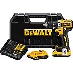 DEWALT DCD791D2 20V MAX XR Li-Ion 0.5...