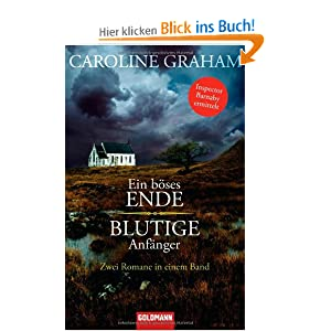 Ein böses Ende/Blutige Anfänger: Zwei Romane in einem Band