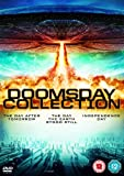 Doomsday Collection - The Day After Tomorrow, The Day The Earth Stood Still, Independence Day [DVD]