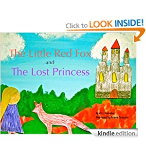 FREE KINDLE BOOK: The Little Red Fox and the Lost Princess
