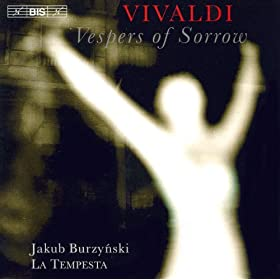 Vivaldi: Vespers of Sorrow