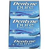 Dentyne Pure Sugar-Free Gum (Mint & Herbal Accents, 9 Piece, Pack of 10)