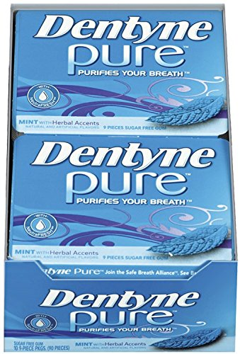 dentyne-pure-sugar-free-gum-mint-herbal-accents-9-piece-pack-of-10