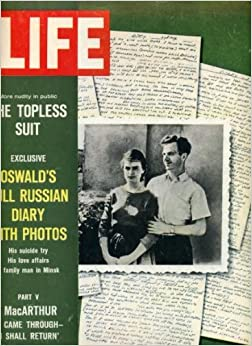 Russian Diary, Topless Swimsuits, Pop Art: Life Magazine: Amazon.com
