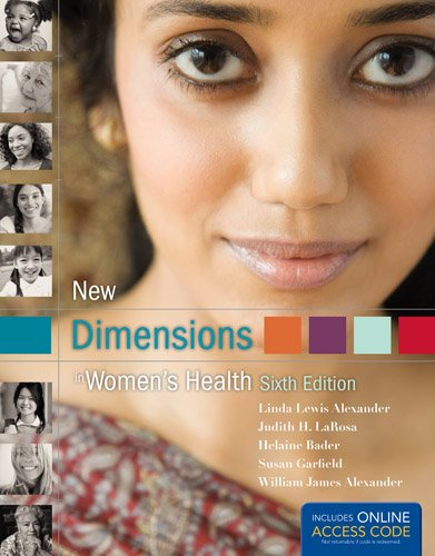 New Dimensions In Women\'s Health
