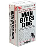 Man Bites Dog Card Game - Includes Bonus Cut Card!