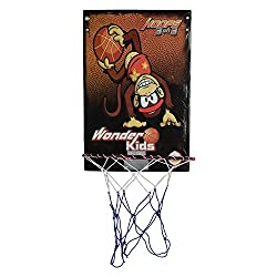 Wood O Plast Indoor Basket Ball Board, Multi Color (Small)