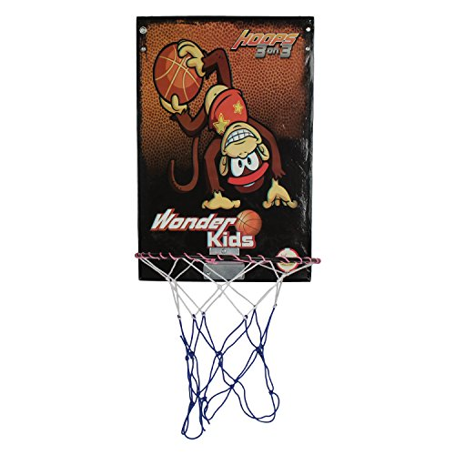 WOOD O PLAST Wood O Plast Indoor Basket Ball Board, Multi Color