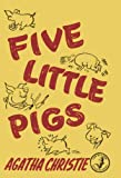 Agatha Christie Five Little Pigs (Poirot)