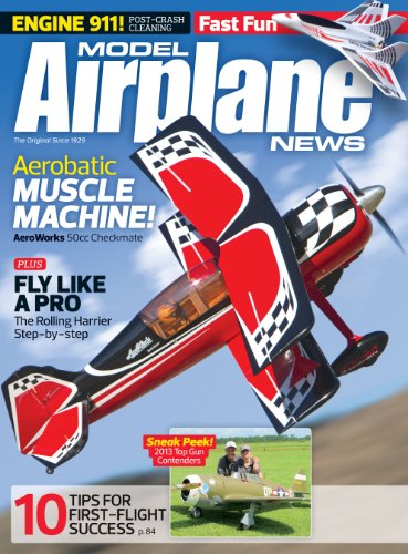 Model Airplane News (1-year auto-renewal)
