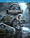 Jurassic World [Blu-ray + DVD + Digital HD] (Bilingual)