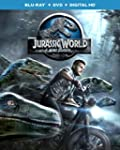 Jurassic World [Blu-ray + DVD + Digit...