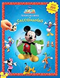 La casa de Mickey / Mickey Mouse club House (Tesoro De Libro De Calcomanias)