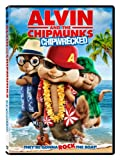 Cover art for  Alvin and the Chipmunks: Chipwrecked