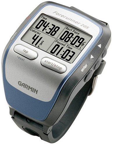 GARMIN 010-00466-00 Forerunner 205 GPS Receiver