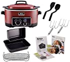 Ninja 3-in-1 6 qt. Nonstick Cooking System with Cookbook and Accessories