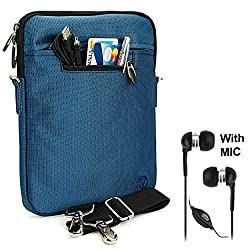 For Creative Ziio Tablet Sleeve - Blue