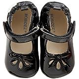Robeez-Mini-Shoez-Kids'-Patent-Mary-JaneBlack6-9-Months-3-M-US-Infant